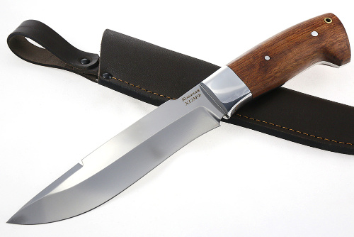 Нож Викинг (х12МФ, бубинга) цельнометаллический
